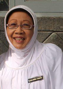 Dra. Hj. Lucky Widia Yuniatie